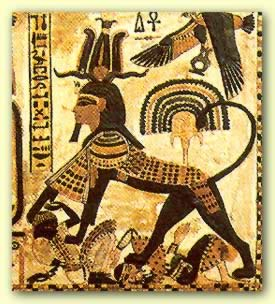 Egipt - bestii 2