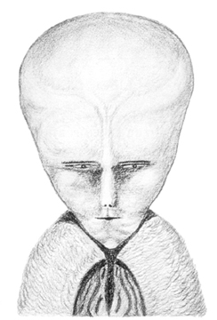 Lam, una dintre entitatile lui Crowley 2