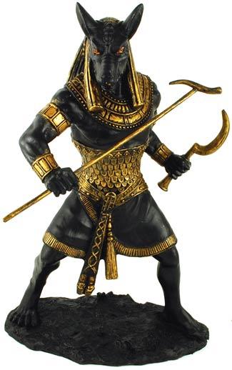 Warrior-Seth-Statue